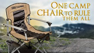 One Chair to Rule them All   ARB Sport Camping Chair