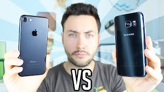 iPhone 7 VS Samsung Galaxy S7 : Le Gros Comparatif !