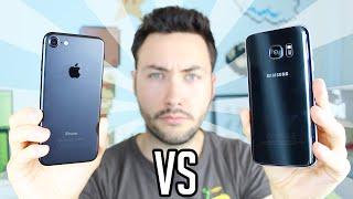 iPhone 7 VS Samsung Galaxy S7 : Le Gros Comparatif !