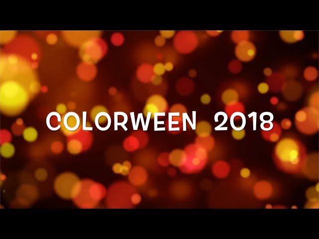 Colorween 2018