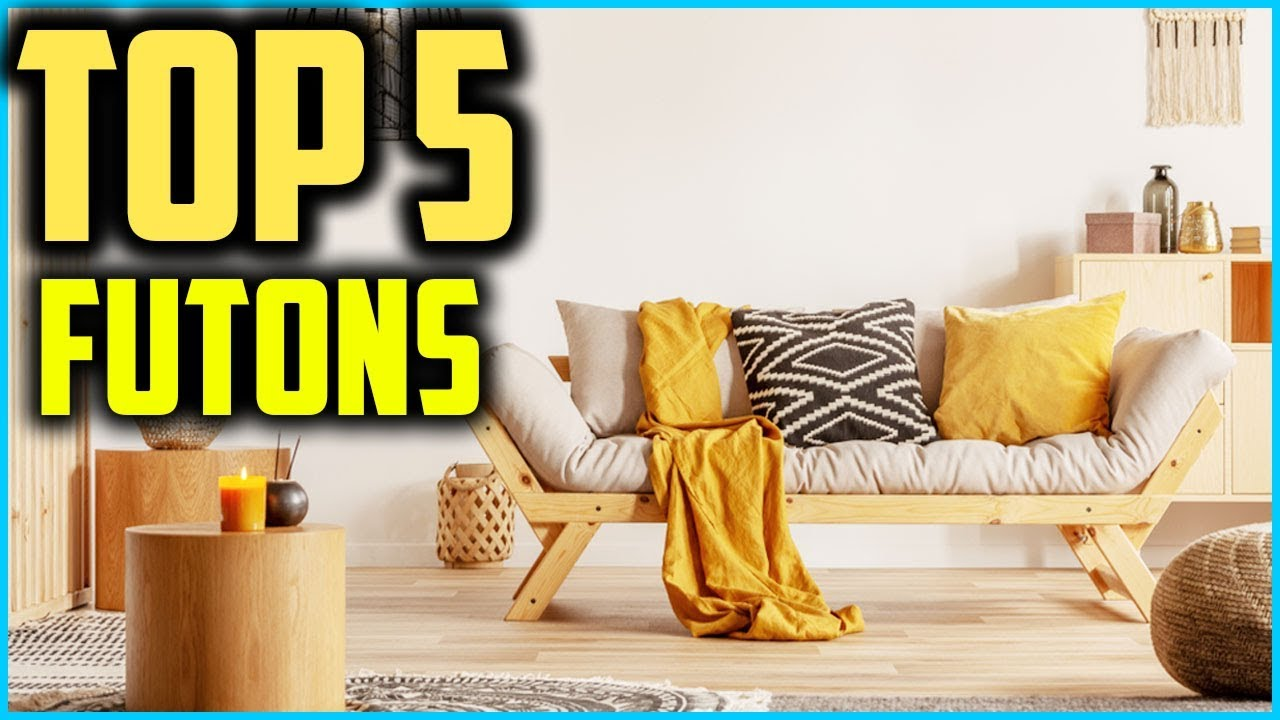 Top 5 Best Queen Size Futons In 2020