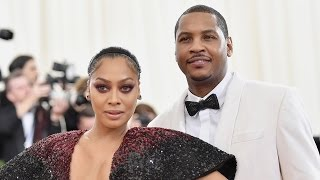 La La and Carmelo Anthony Separate After 6 Years of Marriage