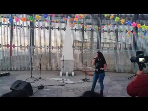 Shadia Mansour en Tijuana