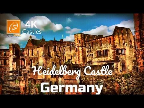 Heidelberg Castle - Interesting Facts, Germany 4K UHD