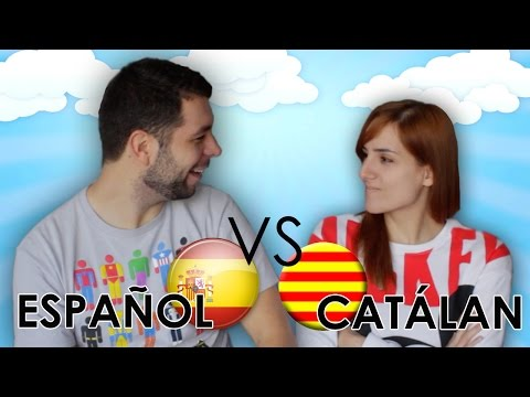 ESPAÑOL VS CATALÁN | Challenge Idiomil