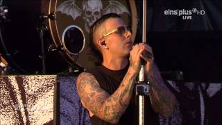 Avenged Sevenfold - RaR - Rock am Ring - 2014 - HD