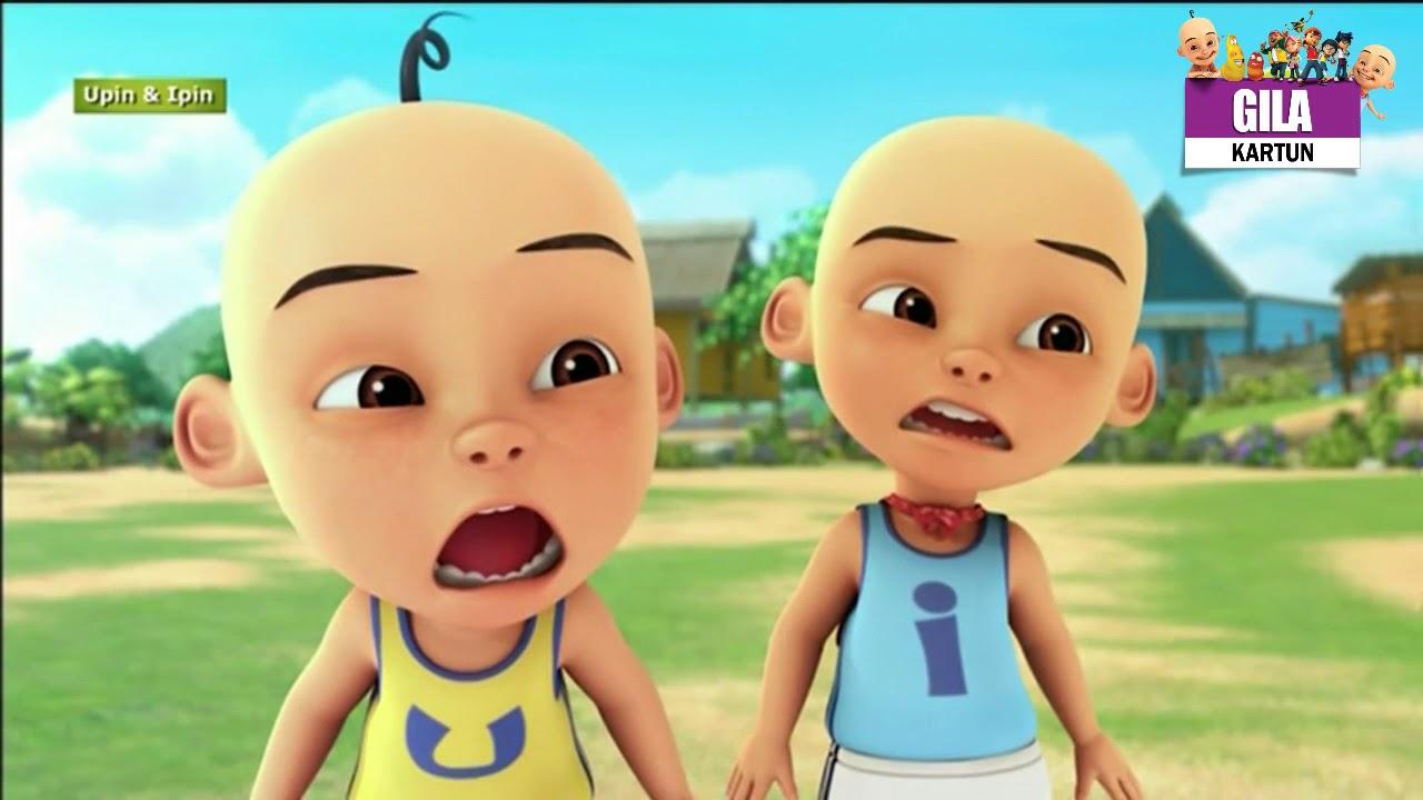 Kartun Upin Ipin Pantun Jarjit - cartoon lovers