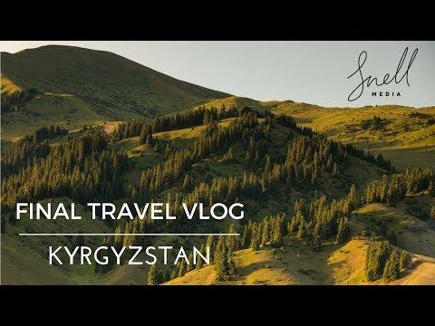 Final Kyrgyzstan Travel Vlog - Jyrgalan and the North East