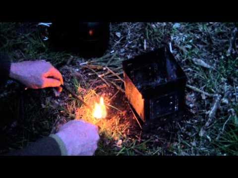 Campcraft my way.  Wiltshire man