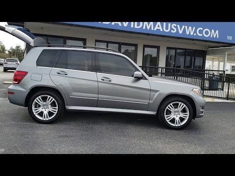 2015 Mercedes-Benz GLK-Class Orlando, Sanford, Kissimme, Clermont, Winter Park, FL 90263A