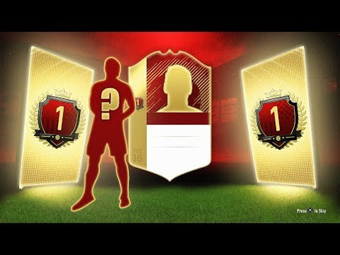 1st IN THE WORLD MONTHLY REWARDS! - INSANE PACK! - FIFA 18 Ultimate Team
