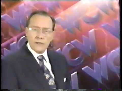 Gordon Solie - Announcement [1991-07-21]