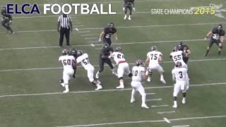 ELCA Football 2015 Highlights