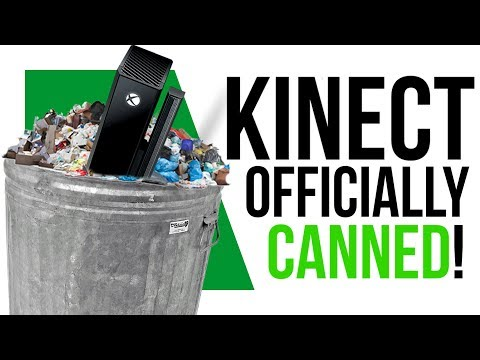 Microsoft ENDS the Kinect!