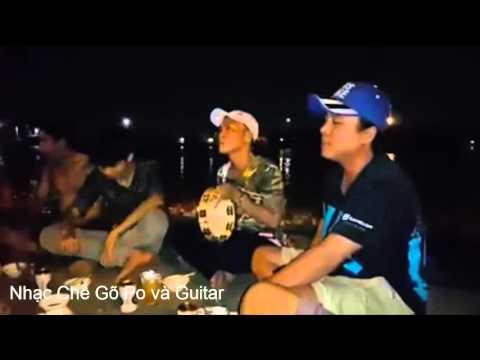 Nhạc Chế Gõ Po và Guitar - Off Sinh Nhật Hai Lúa 2016