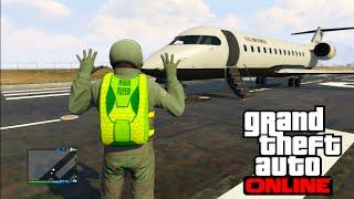 GTA 5 Online - HIGH FLYER PARACHUTE PACK - The San Andreas Flight School Event Weekend