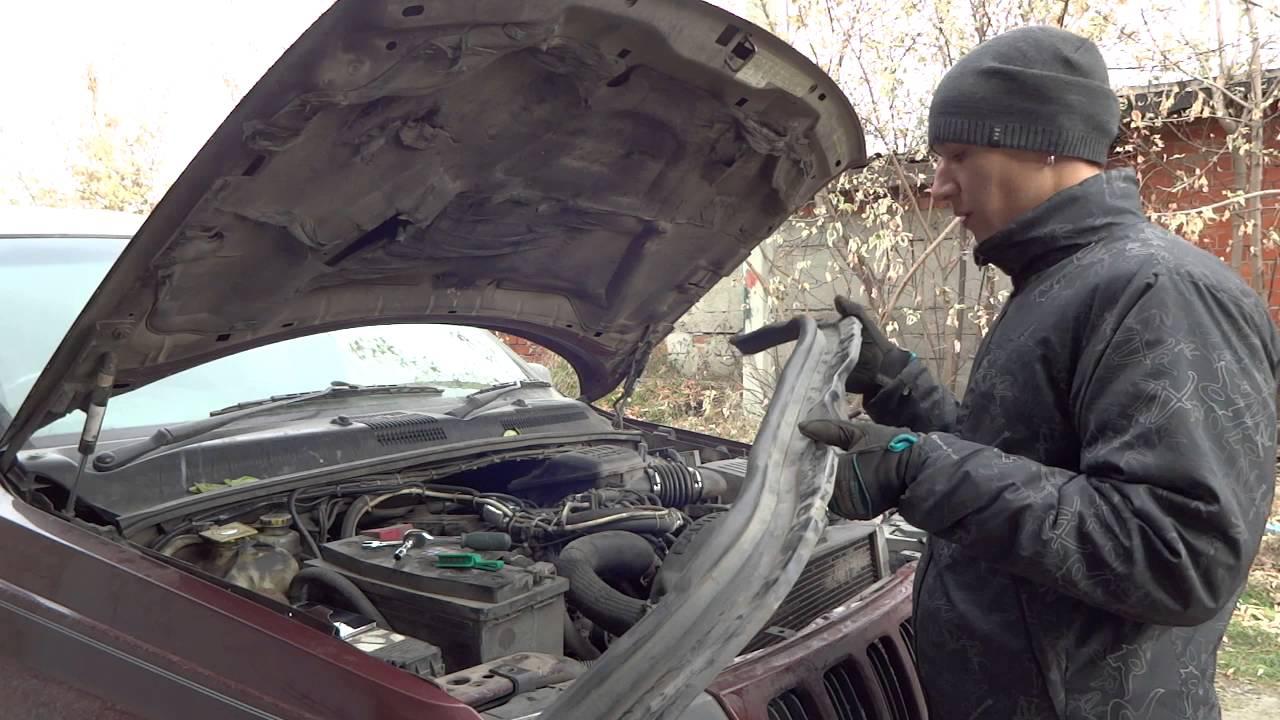 Jeep Grand Cherokee ZJ 5.2 V8 Custom Exhaust Sound