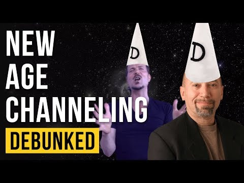 Channeling – Debunked (New Age Channelers Exposed)