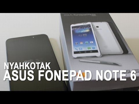 Nyahkotak - Asus Fonepad Note 6