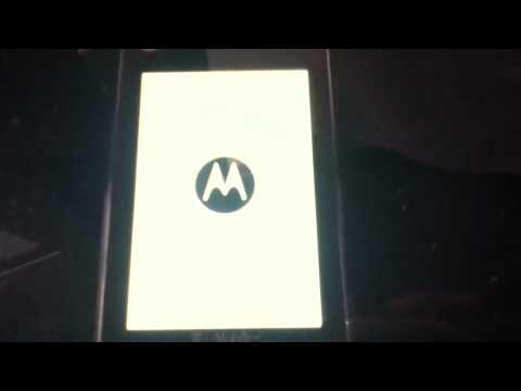 Motorola Cliq Xt software update 2/2