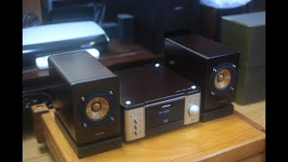 Victor EX-AR7 dàn mini loa màng gỗ phiên bản cao cấp đẹp như bóc hộp ^^