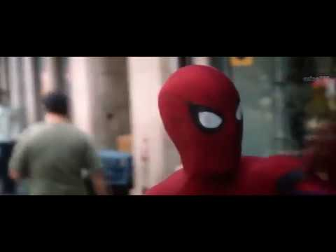 Spider-Man: Homecoming - Helping Scene With Joan Jett - Bad Reputation