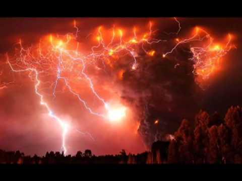 Erupción Cordón Caulle ( fotografias impactantes)