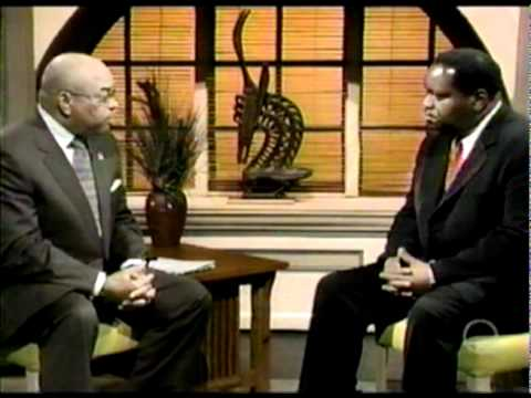 Black Horizons with Chris Moore on WQED in Pittsburgh, Pa