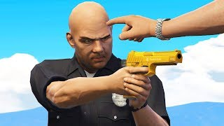 Messing With The Angriest Cop In GTA.. (GTA RP)