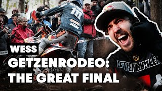 Crowning The Ultimate Enduro World Champion: Getzenrodeo | WESS DIARIES #8