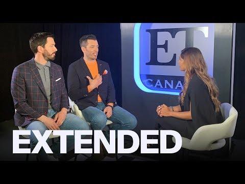 Drew & Jonathan Scott Talk 'Forever Home', Having Kids | EXTENDED