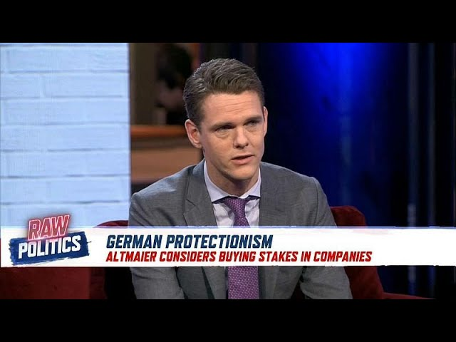 Germany first? Is Berlin moving towards a new era of protectionism?