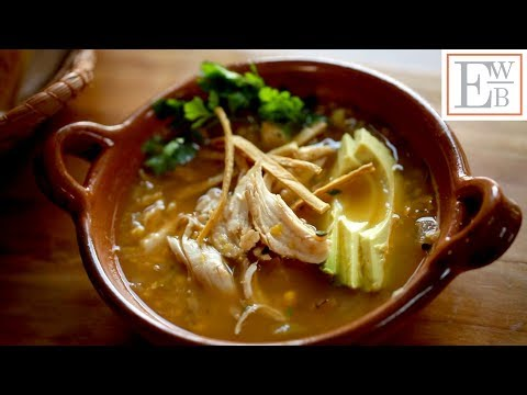 Beth's White Chicken Chili Recipe | ENTERTAINING WITH BETH
