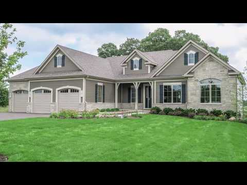 Ranch House Tour of a Custom Ranch Home by KLM Builders | Ho
