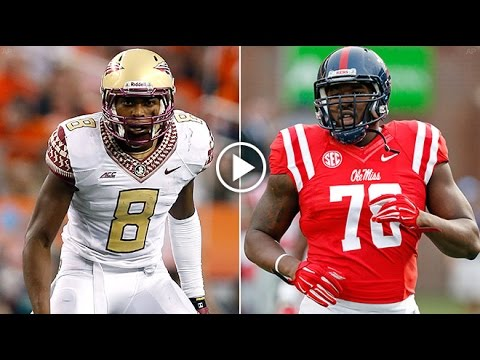 Who Would You Take: Tunsil Or Ramsey?