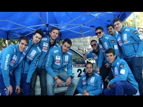 ¡Go UCAV Racing Engineering! ¡Octavos en el Rally de España Histórico!