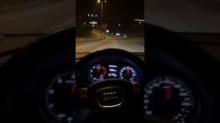 Araba#snap |AUDİ A3| Gece yolculuk İbrahim Tatlıses 🎶#story#beta