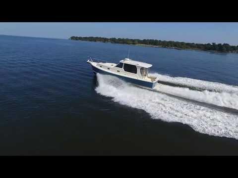 Mainship Pilot 34 cruising speed