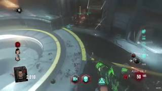 Call of Duty: Advanced Warfare - Exo Zombies on Xbox One, Part 191