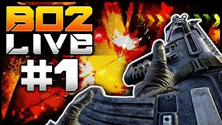 CoD BO2: EPiC MTAR Gameplay! - LiVE w/ Elite #1 (Call of Duty Black Ops 2 Multiplayer Gameplay)