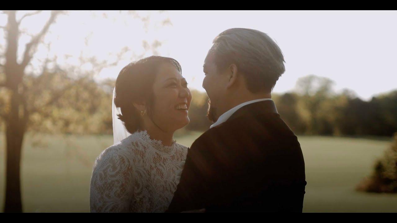 Alex + Jess | Great Marsh Estate Wedding Video