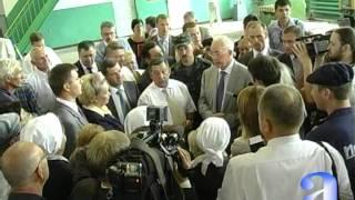 Визит Азарова в Шостку.mpg