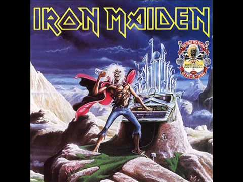 Iron Maiden - Phantom Of The Opera
