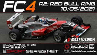 ESPORTSERIES.NET | FC4 2021 | R2 | RED BULL RING