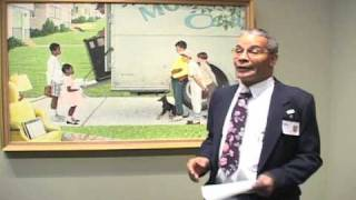"""""""Drawing Inspiration: Norman Rockwell in Stockbridge""""- part 3"""
