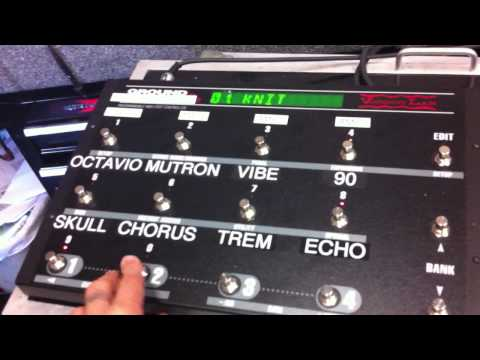 VooDoo Labs Ground Control  instructional