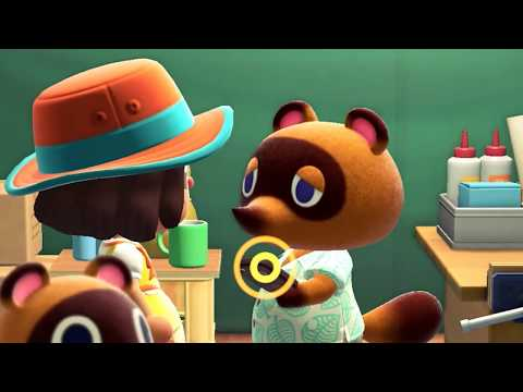 Everything I Need For Brand New House Animal Crossing New Horizons Gameplay Video