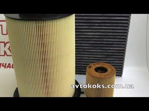 Фильтры MANN Ford Kuga 2.0 воздушныи , салона,масляныи