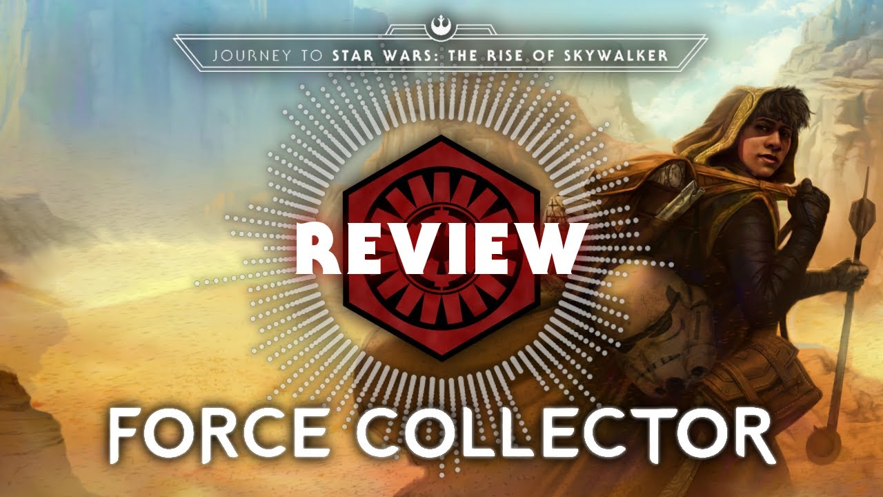 Force Collector Journey To Star Wars The Rise Of Skywalker La Tribune De Coruscant Youtube
