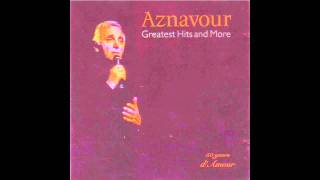 Charles Aznavour - Toi et moi (HD, Surround Sound)